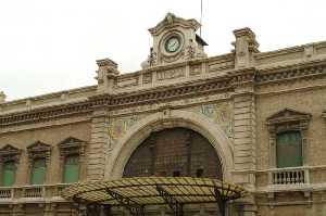 La Estación de Tren de Cartagena, final de la línea