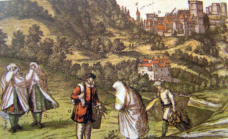 expulsion of moors The muslims of spain: moors, moriscos, and muladies  before the time of their expulsion,  lobertrindsay says.