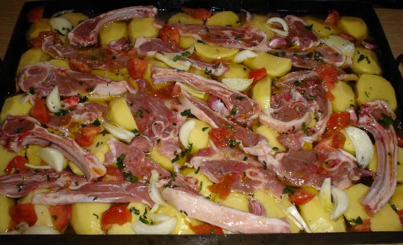 Como Cocinar Chuletas De Cordero   Cordero Segureno Gastronomia Region De Murcia Digital