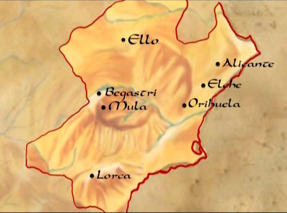 Murcia y las ciudades de Tudmir - Región de Murcia Digital