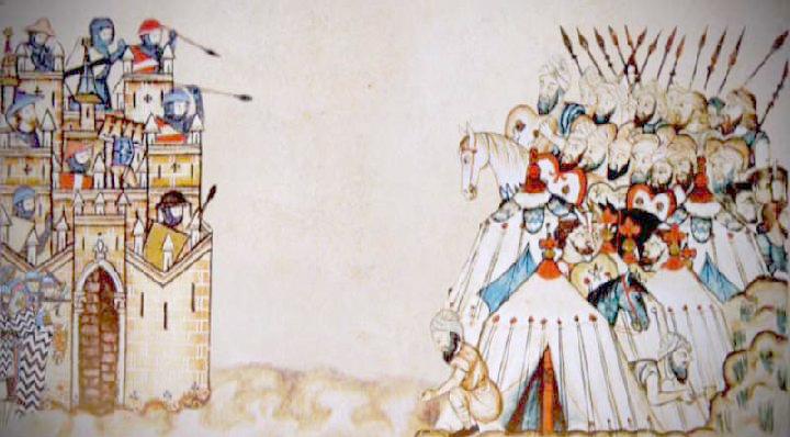 Asedio Almoravide a la fortaleza de Aledo