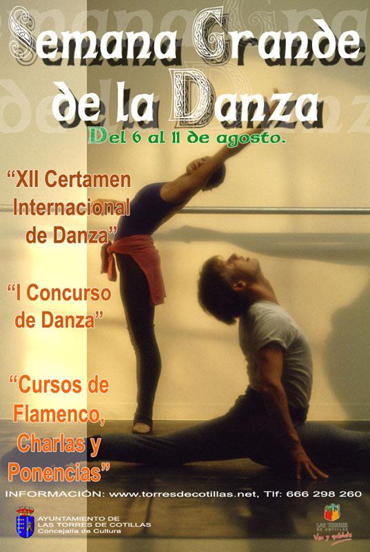 XIII Certamen Nacional de Danza de las Torres de Cotillas.