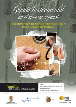 El Legado Instrumental en el Sureste Español.