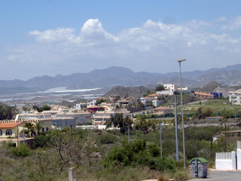 Vista de Los Collados