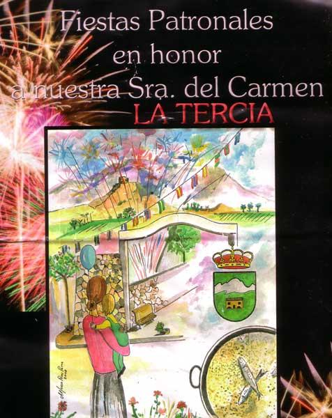 Fiestas Patronales de La Tercia