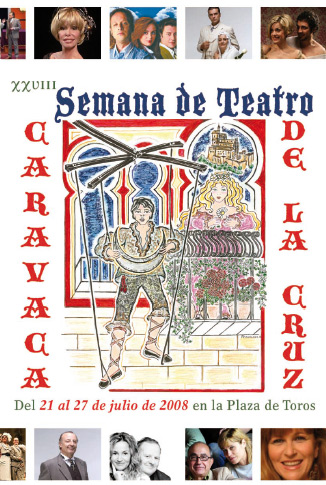 XXVIII Festival de Teatro de Caravaca.
