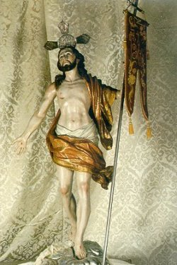 Imagen de Jesús Resucitado.