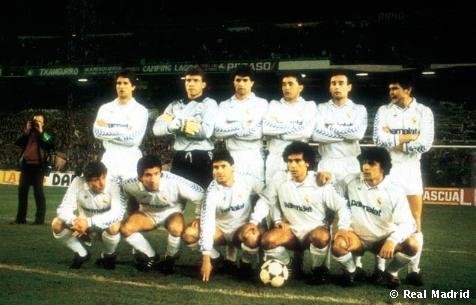 Real Madrid 86/87