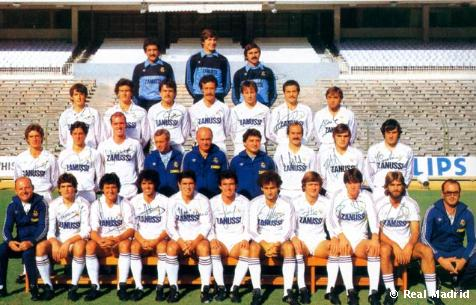 Real Madrid 83/84